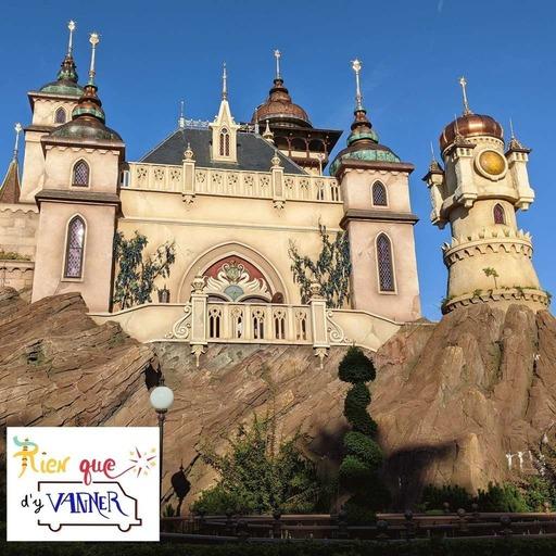Reportage DEPUIS Efteling, le parc qui bouscule Disney !