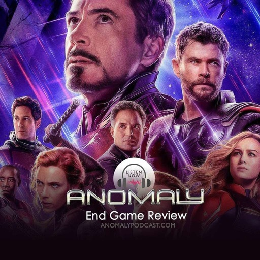 Anomaly End Game Review