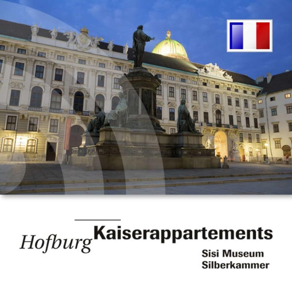 Hofburg de Vienne - Appartements impériaux, Musée Sisi, Collection d'argenterie
