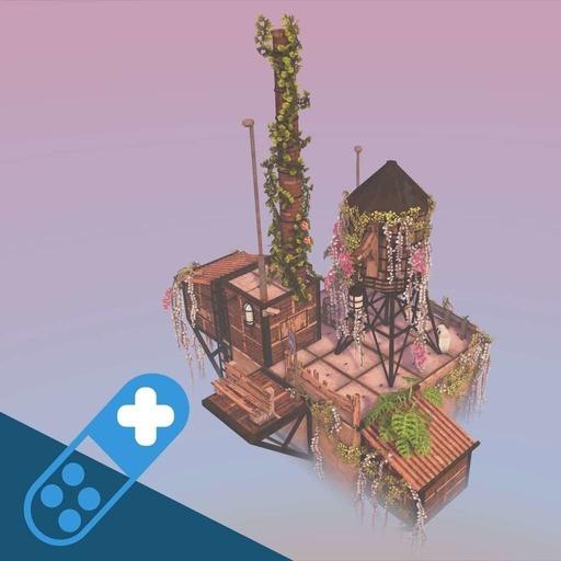 Kapsule Pixel ~1~ : Cloud Gardens