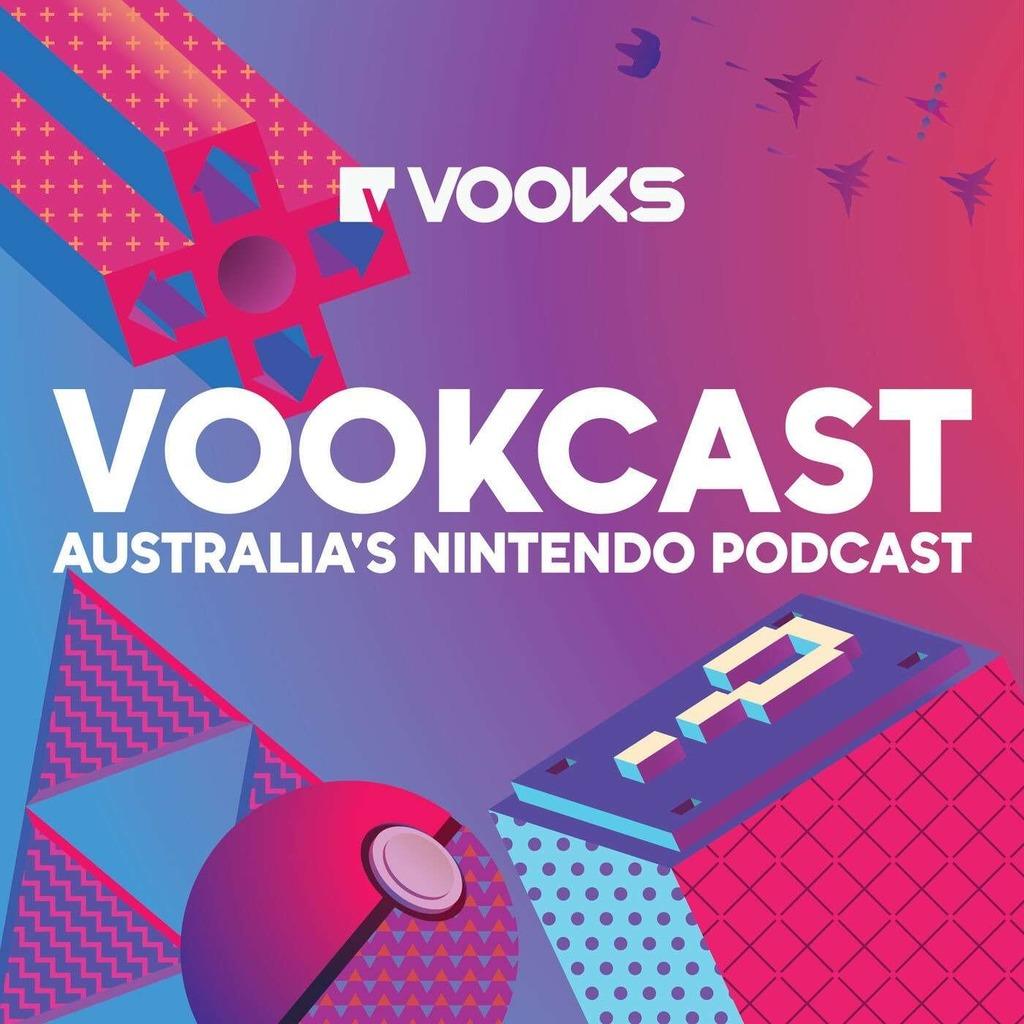 The Vookcast - Australia's Nintendo Podcast