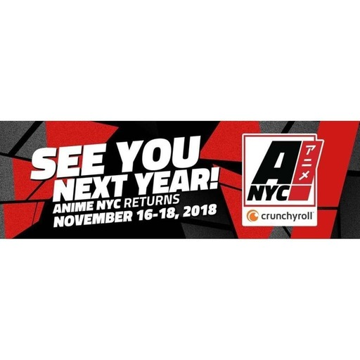 The Speakeasy #107: Anime NYC 2018