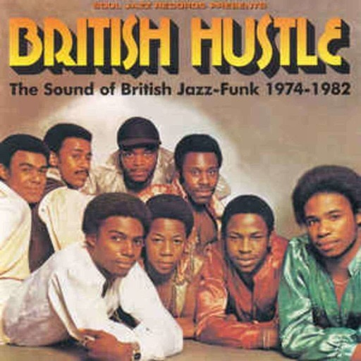 Funky Blues 52 - British Hustle
