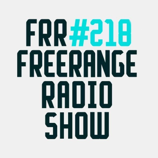 Freerange Radioshow 218 - March 2018  - One hour with Jimpster ft. 45 minute Aroop Roy Guestmix