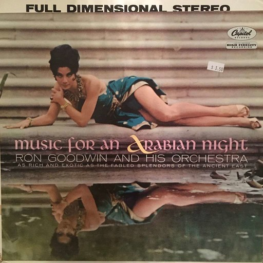 Music for an Arabian Night by Ron Goodwin and His Orchestra