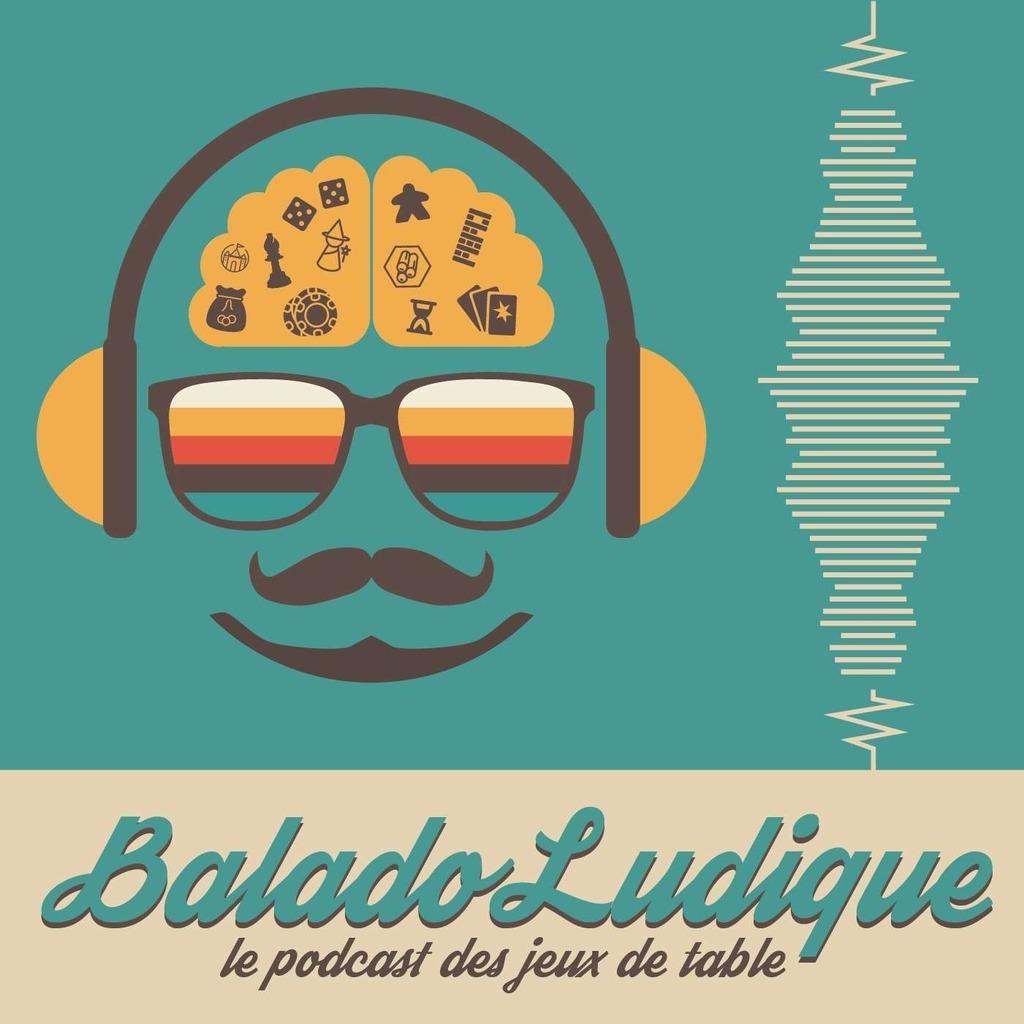 BaladoLudique - Le podcast des jeux de société au Québec