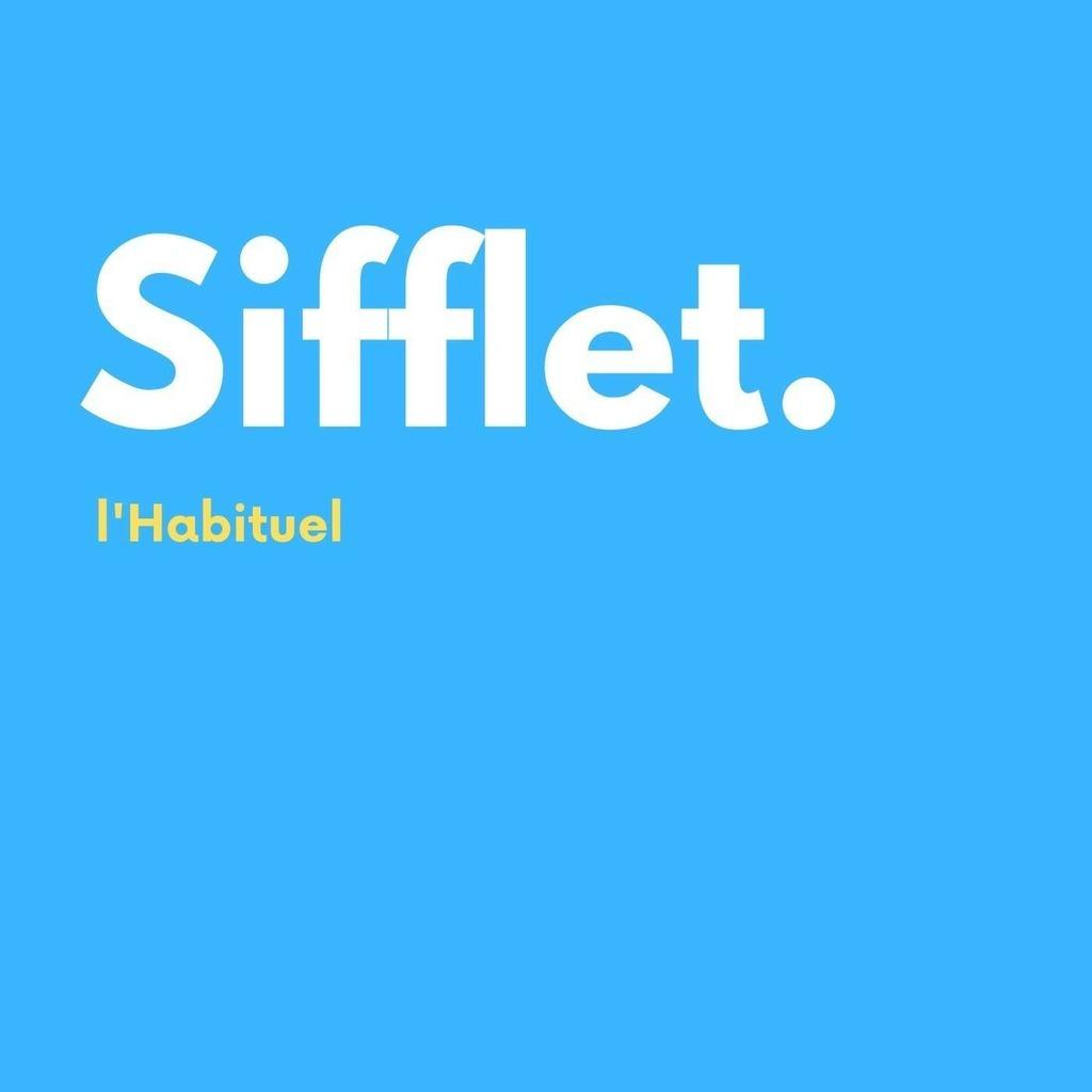 Sifflet.