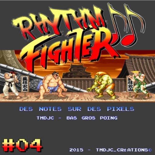 Rhythm Fighter #04 : Street Fighter II PartieI