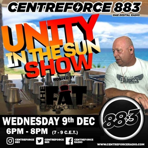 Episode 134: Centreforce Radio 883 9th December 2020