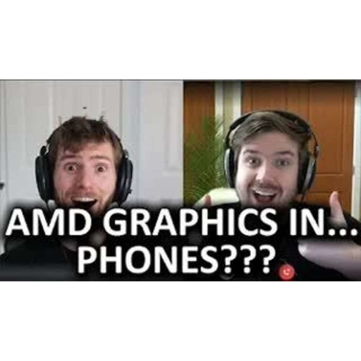 Watch Out, Losers! AMD is Making Video Cards for PHONES - WAN Show May 1, 2020