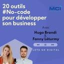 20 outils No Code pour développer son business