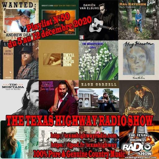 Texas Highway Radio Show N°50