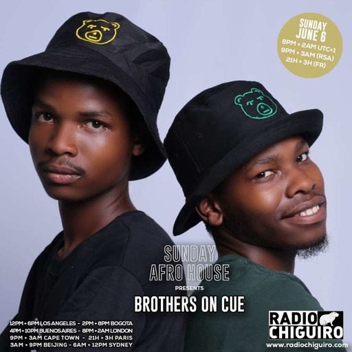 Sunday Afro House #039 - Brothers On Cue