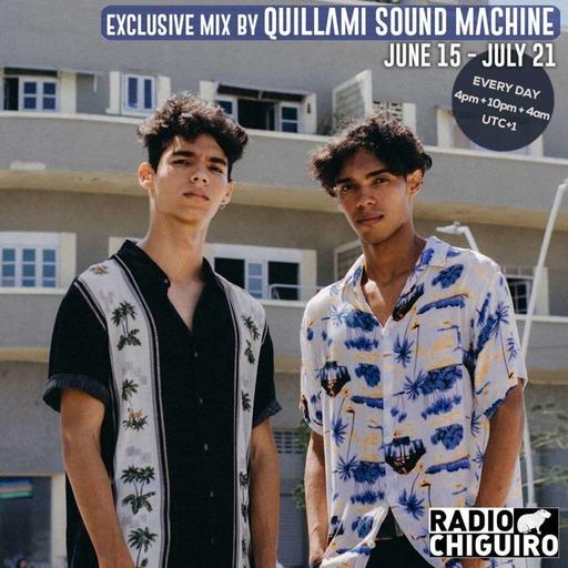 Chiguiro Mix #097 - Quillami Sound Machine