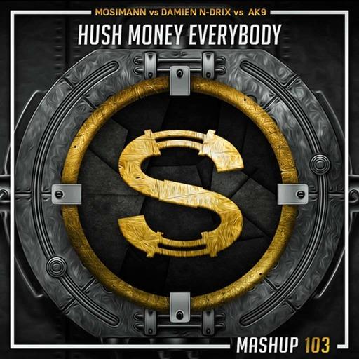 Mosimann vs Damien N-Drix vs AK9 - Hush Money Everybody (Da Sylva mashup)