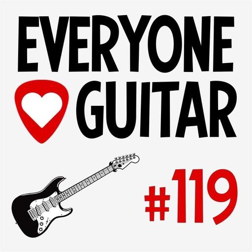 Shem von Schroeck Interview - TOTO, Kenny Loggins, Tom Jones, Don Felder - Everyone Loves Guitar #119