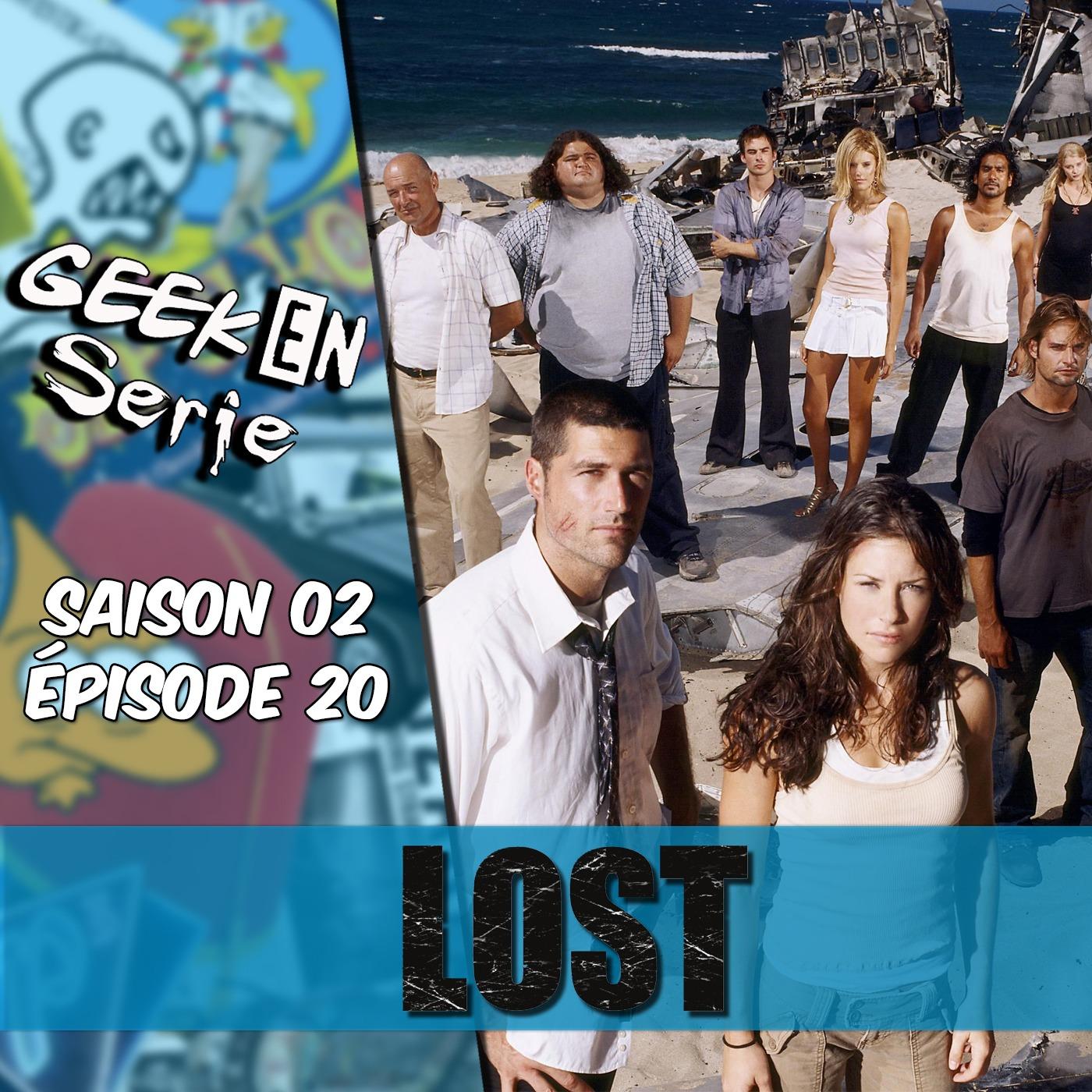 Geek en série 2x20: Lost