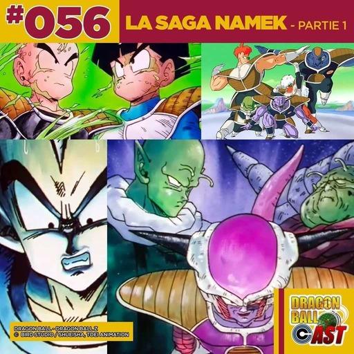 DBC 56 : La Saga Namek