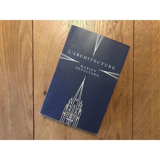 L'architecture, Marien Defalvard