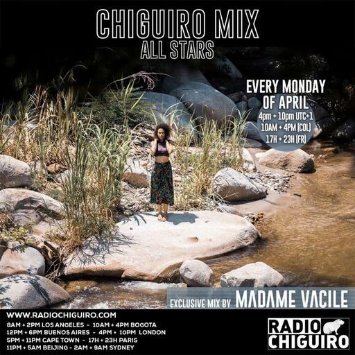 Chiguiro Mix #130 - Madame Vacile
