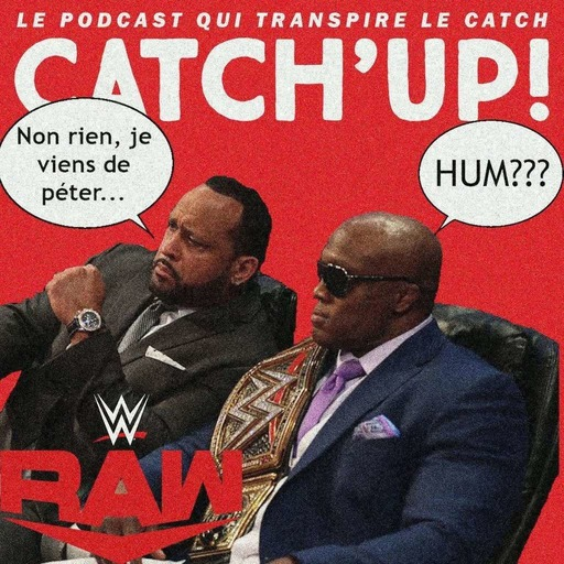 Catch'up! WWE Raw du 26 avril 2021 — Hurt Business rules