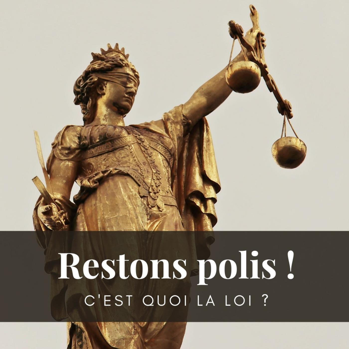 Ep. 21 : C'est quoi la loi ?