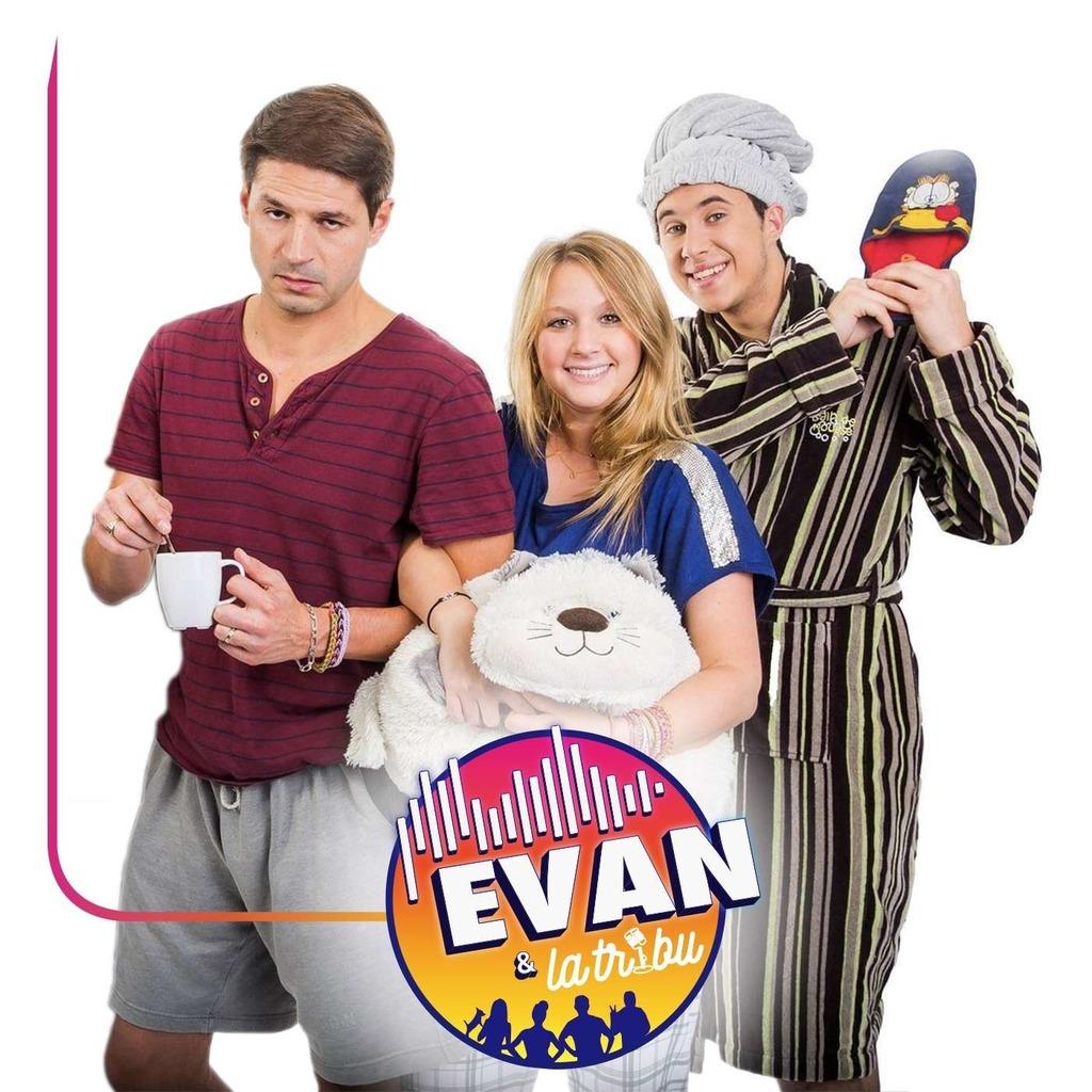 Evan et la tribu