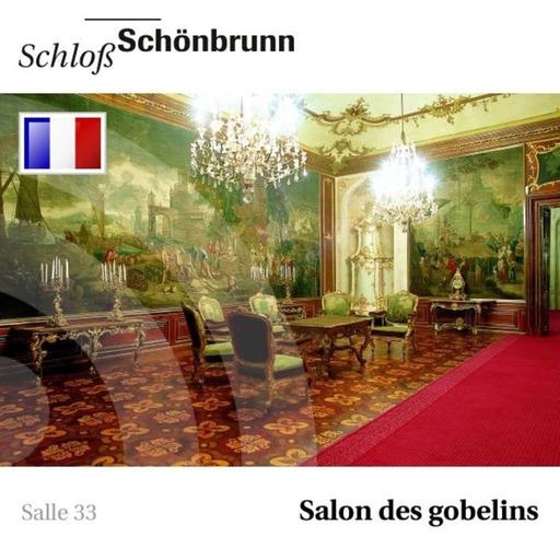 33 - Salon des gobelins