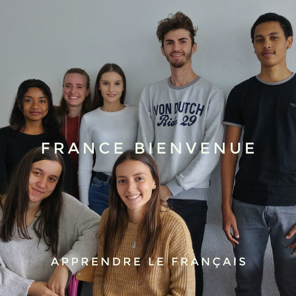 France Bienvenue podcast, apprendre le français oral - Learn French in conversations