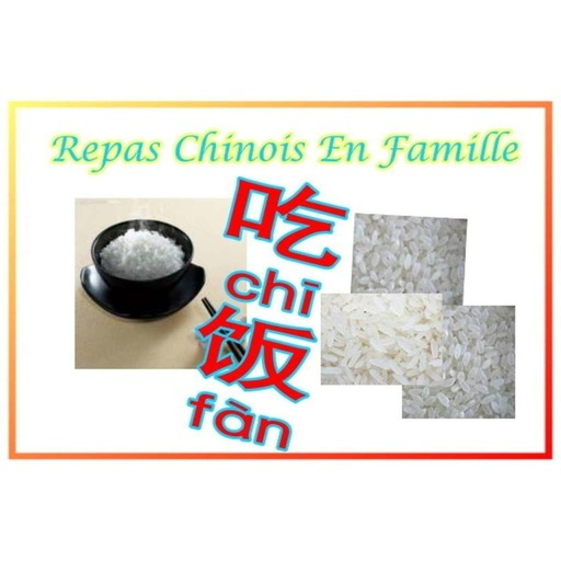 """""""吃饭chī fàn /manger"""" Repas Chinois en Famille 1/CivilisationChinoise"""