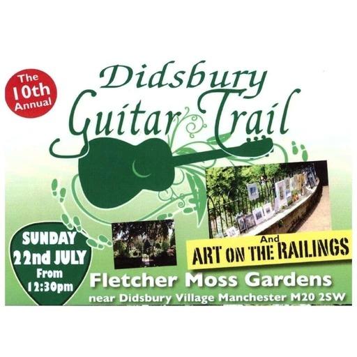 Didsbury Guitar Trail