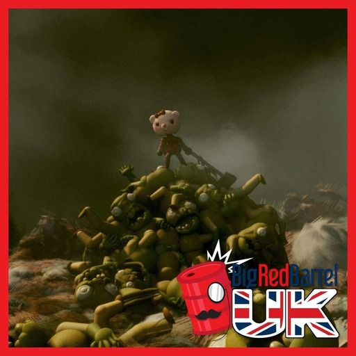 BRB UK 339: The Podcaster With No Name