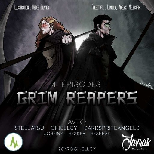 Grim Reapers - Episode 02 - Mission Au Par-Dela.mp3