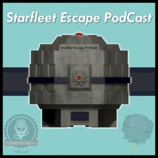 "Starfleet Escape Podcast #84: ""SDCC Discovery Season 2 Trailer"""