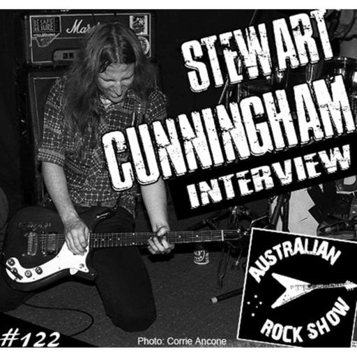 Episode 122 - Stewart Cunningham Interview