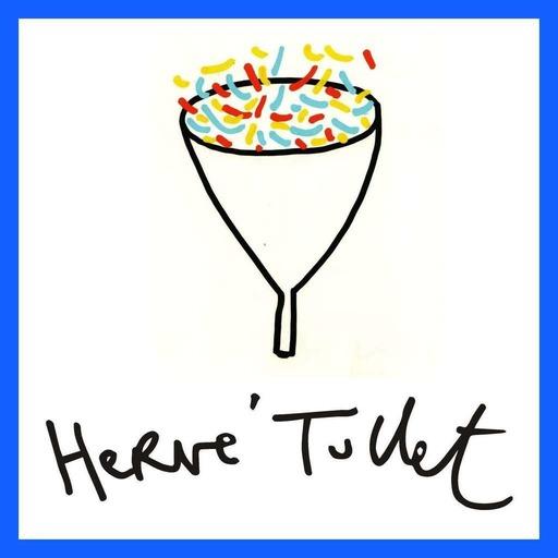 [replay] Hervé Tullet, artiste inspiré pour enfants