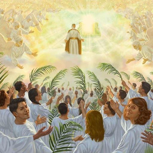 La grande foule loue Dieu et le Christ (15-21 Mars)