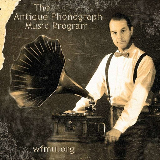 Mike presents The Ragged Phonograph Program from Aug 22, 2017