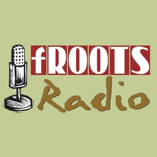 fRoots Radio 184 January 2018