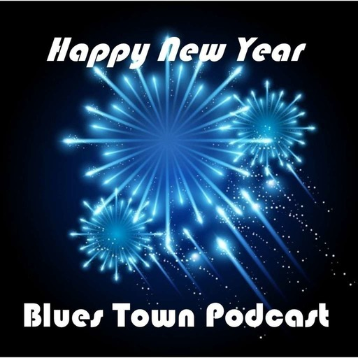 Blues Town Podcast-New Years Blues