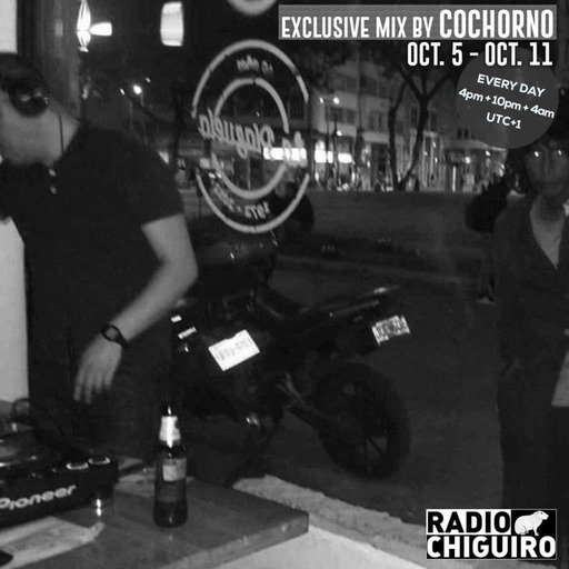 Chiguiro Mix #112 - Cochorno