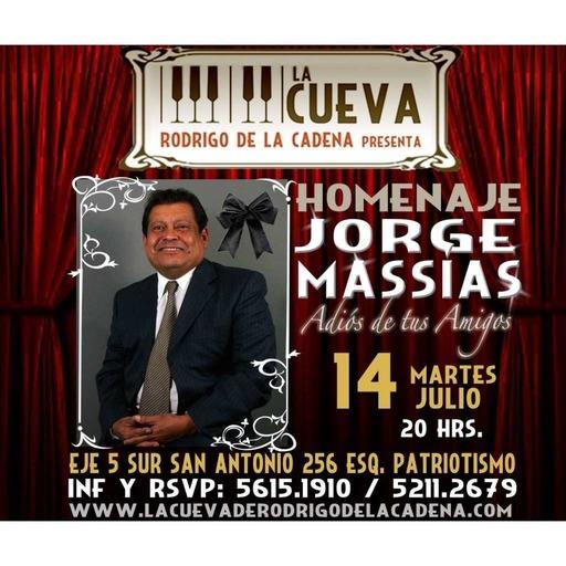 Homenaje a Jorge Massías·Efemérides·Boleros y Piano