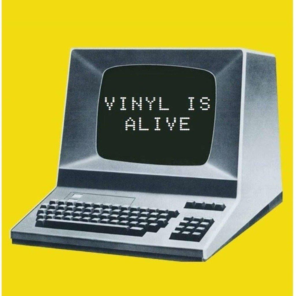 Vinyl is alive