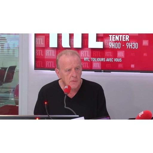 """Jean Teulé est l'invité en direct de Bernard Lehut et d'Yves Calvi. Son nouveau livre """"Crénom, Baudelaire !"""" sort demain mercredi aux éditions Mialet Barrault."""
