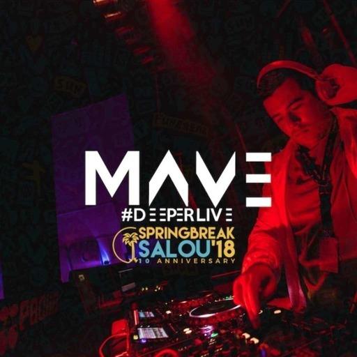 Mave - Deeper #6 Live Springbreak Salou'18