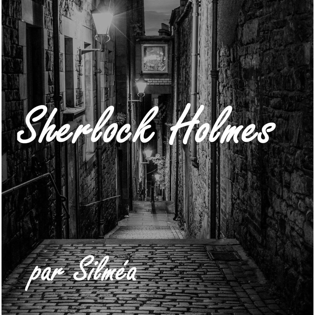 Sherlock Holmes - by Silméa