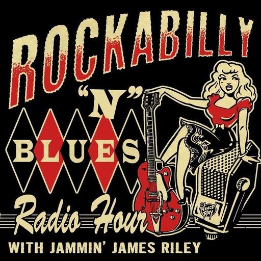Slim Jim Phantom interview part 1 & more! Rockabilly N Blues Radio Hour 08-15-16