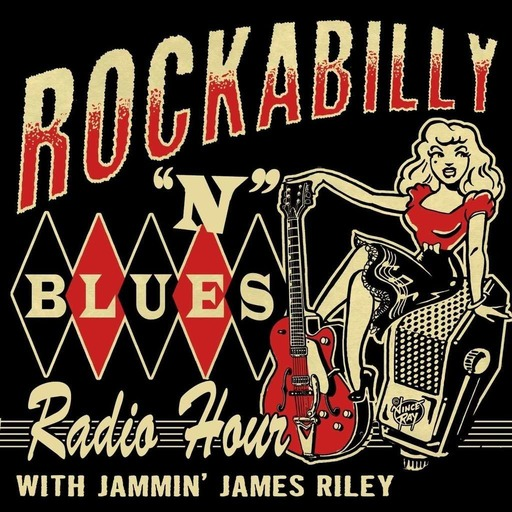 Halloween special with Connor Rocket co-host/ Rockabilly N Blues Radio Hour 10-29-18