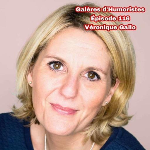 Épisode 116: Véronique Gallo 🇧🇪