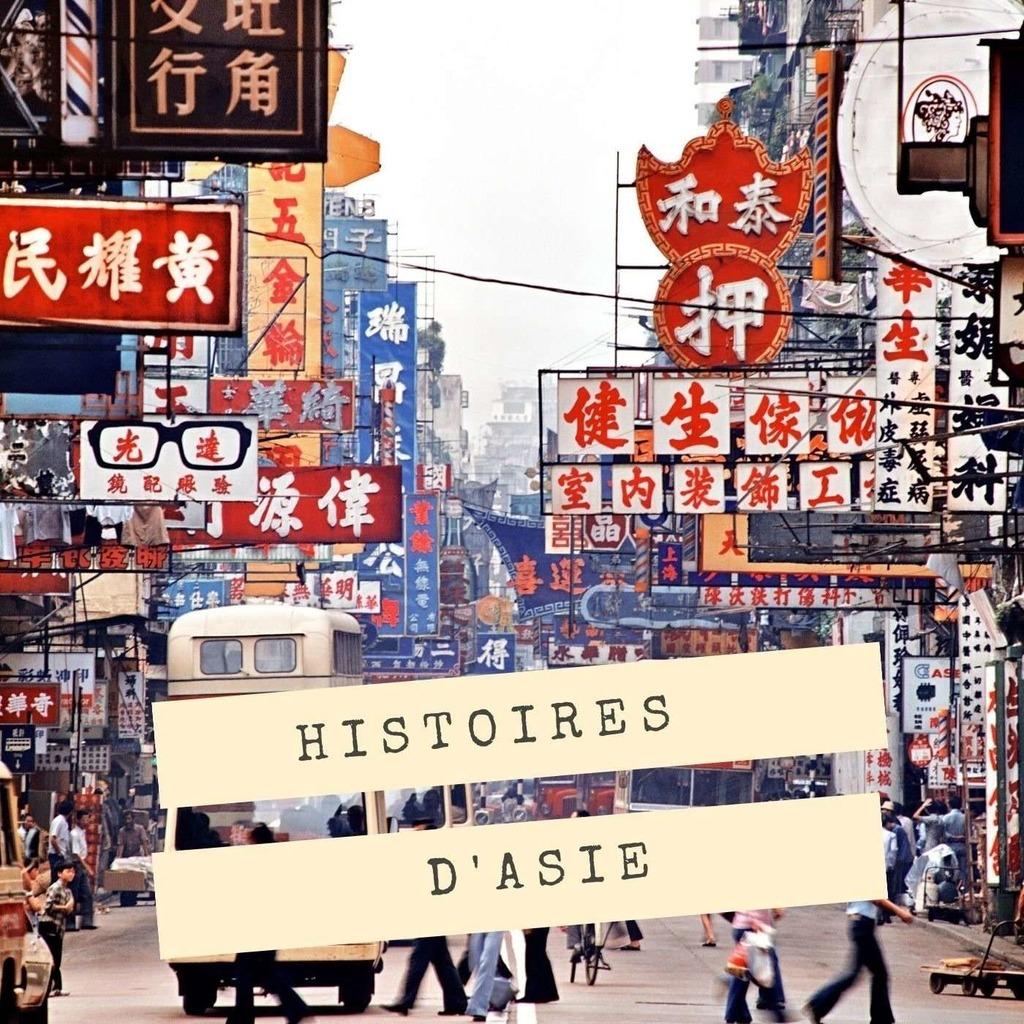 Histoires d'Asie